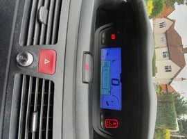 Citroen C4, 2008 (08) Purple MPV, Manual Petrol, 92,500 miles