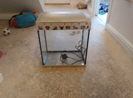 Glass fish tank-COLLECTION ONLY