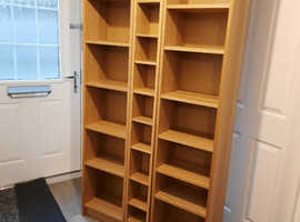 Book cases (Ikea)