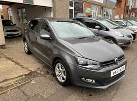 Volkswagen Polo, 2010 (59) Grey Hatchback, Manual Petrol, 31,000 miles