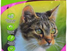 FREE VEGAN DRY CAT FOOD