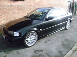 BMW 325Ci M SPORT AUTOMATIC, 2002 REG, NICE SPEC WITH FULL LEATHER & CLIMATE CONTROL