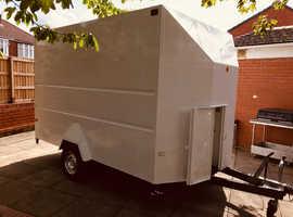 Multi use trailer