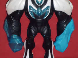 Max Steel 'Turbo Strength' Talking Figure (unboxed)