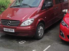 Mercedes Vito Van-WAV