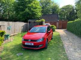 Volkswagen Polo, 2012 (12) Red Hatchback, Manual Diesel, 98,903 miles