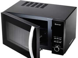 COSTWAY 800W Digital Microwave with 5 Power Levels (EP23554GB)