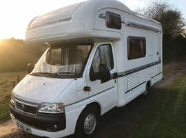 03 AUTO TRAIL APACHE 600 SE 5 BERTH