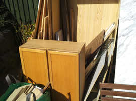 Free Wood for recycling or burning Nth Lincs & Yorkshire
