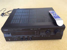 "Yamaha A.V Receiver RX-V396RDS  ""Natural Sounds"""