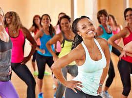 Total Body Blast fitness class