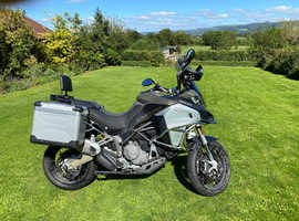 Ducati Multistrada 1200 Enduro - Full loaded with lots of extras!