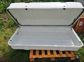 Top roof box storage box caravan motorhome