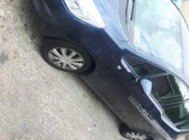 Vauxhall Meriva, 2012 (62) Blue MPV, Manual Petrol, 102,000 miles