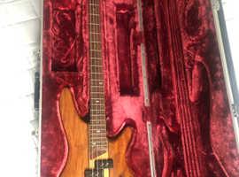 Ibanez SR750 4 string bass