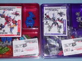 Transformers Construct Bots 'Optimus Prime & Megatron' Kits