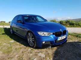 BMW 3 Series, 2013 (63), Automatic Diesel, 130,000 miles