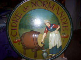 French Sign - Cidre de Normandy