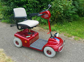 Rent a mobility scooter. Delivered to your door