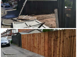 Fencing supply, install and repair