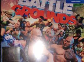 WWE 2K Battlegrounds Xbox one/Series X