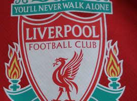 Liverpool F.C 8 Piece Clothing.
