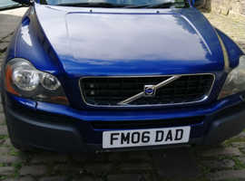 Volvo Xc90, 2006 (06) Blue Estate, Automatic Petrol, 246,000 miles