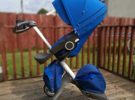 Stokke Xplory - Special Edition Cobalt Blue