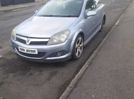 Vauxhall Astra, 2006 (06) Silver Hatchback, Manual Petrol, 107,000 miles