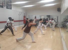Capoeira - Brazilian Martial Art