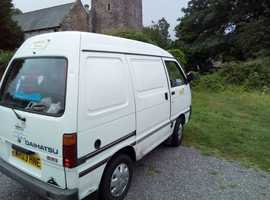Daihatsu, HIJET 16V EFI LPG, Panel Van, 2003, 1296 (cc)