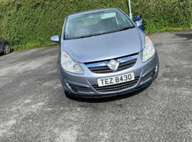 2008 Vauxhall Corsa for sale - £1,000 o.n.o
