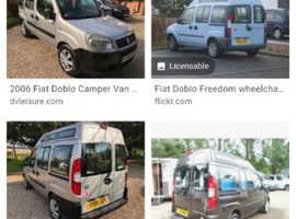 Campervan / mini camper / motor home WANTED