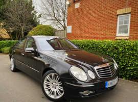 """2009 09 REG Mercedes-Benz E Class 3.0 E280 CDI Sport G-Tronic 4dr """" HPI CLEAR """""""