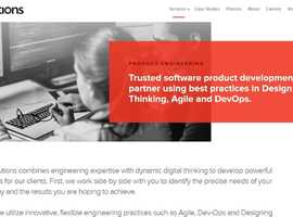 Creative Product Design and Development Company - Net Solutions