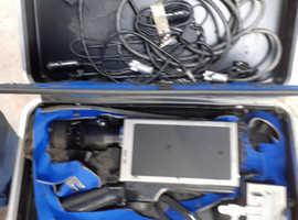Professional Video camera 3 off