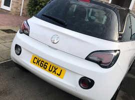 Vauxhall Adam Energise 66 Plate
