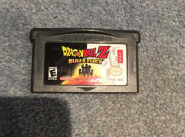 Dragonball Z Buu's Fury Gameboy Game (Free Postage)