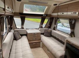 Swift Challenger 442 GTS 2014 2 berth caravan