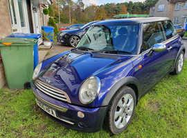 Mini MINI, 2005 (05) Purple Hatchback, Manual Petrol, 140,000 miles