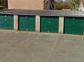 Lock Up Garage - Stoborough - Wareham £88.80 pcm