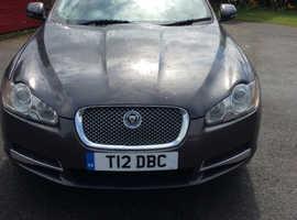 Jaguar Xf, 2010 (10) Grey Saloon, Automatic Diesel, 118000 miles