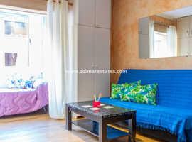 Costa Blanca Beachside Studio Apartment close to Beach and Amenities - Torrevieja