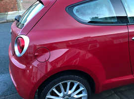 Alfa Romeo Mito, 2013 (62) Red Hatchback, Manual Petrol, 54,400 miles
