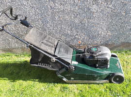 Hayter Harrier 48 petrol Roller Mower