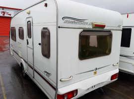 Swift Blake mere (special edition model ) 5 berth end bedroom family caravan