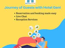 Journey of Guests with Hotel Geni