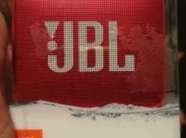 bluetooth JBL speaker new and aqua blaster blue tooth