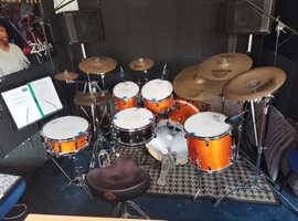 Drum Tuition in Ipswich