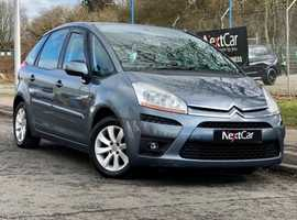 Citroen C4 Picasso 1.6 HDI VTR Plus+ Fabulous Value, Diesel Picasso, Long MOT with No Advisories